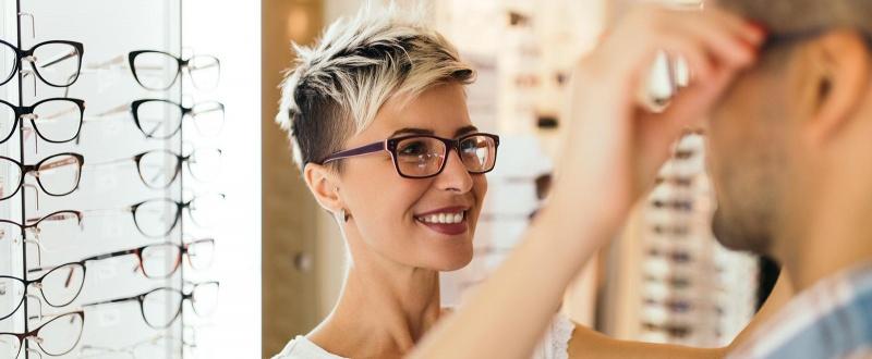 Choisi tes lunettes