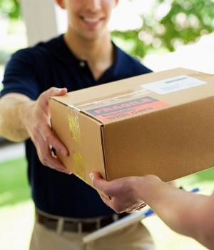 Image Choix et livraison de lunettes à domicile