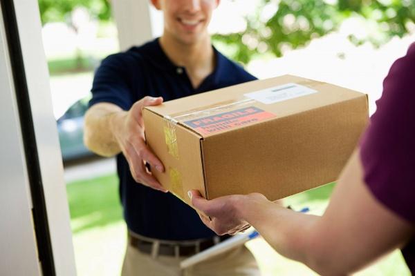 Choix et livraison de lunettes à domicile