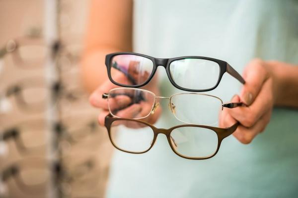 Prêt de lunettes